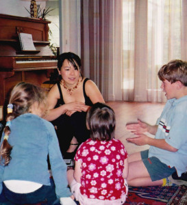 Pianodocente Anny Tseng